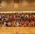 【2014定期戦】日韓親善国際バスケットボール-高麗大学vs明治大学-定期戦「第44回大会」~2戦2敗するもこれからの可能性を多く感じられたる内容に~