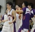 【2015リーグ】13戦目vs国士舘大~出だしにリードを許すも我慢のバスケを展開し、5勝目へ~PhotoGalley~