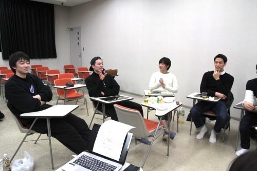 全員一致でゲーム好きだと言われている伊澤選手(左)